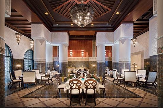 مطعم أمالا من ارقى مطاعم هندية في دبي