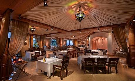 مطعم أوتار من مطاعم لبنانية في دبي