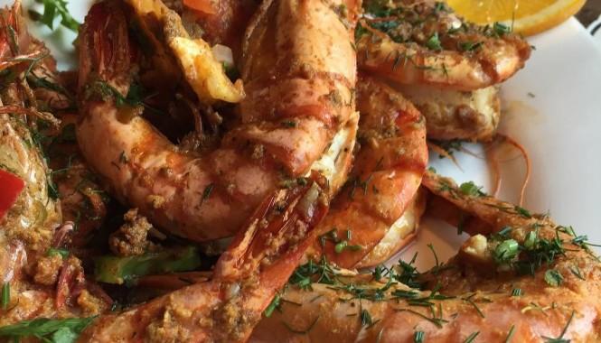 مطعم سمك مصري في دبي