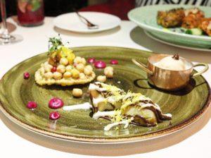 مطعم انديجو باي فينيت