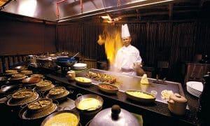 مطعم بامبو لاجون