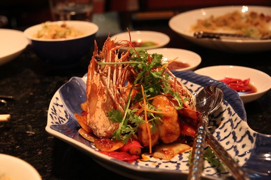 مطاعم سمك في دبي