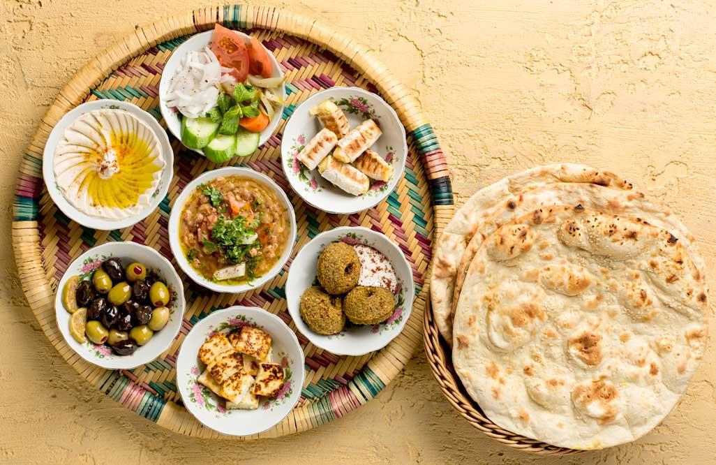 مطعم بيت الشاي العربي دبي