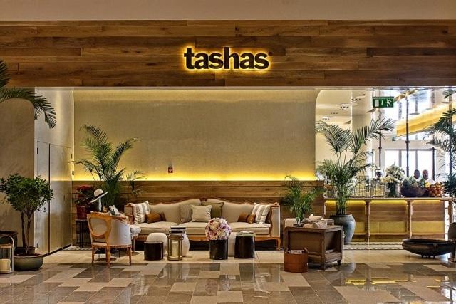 مطعم تاشاس من افضل مطاعم فطور في دبي
