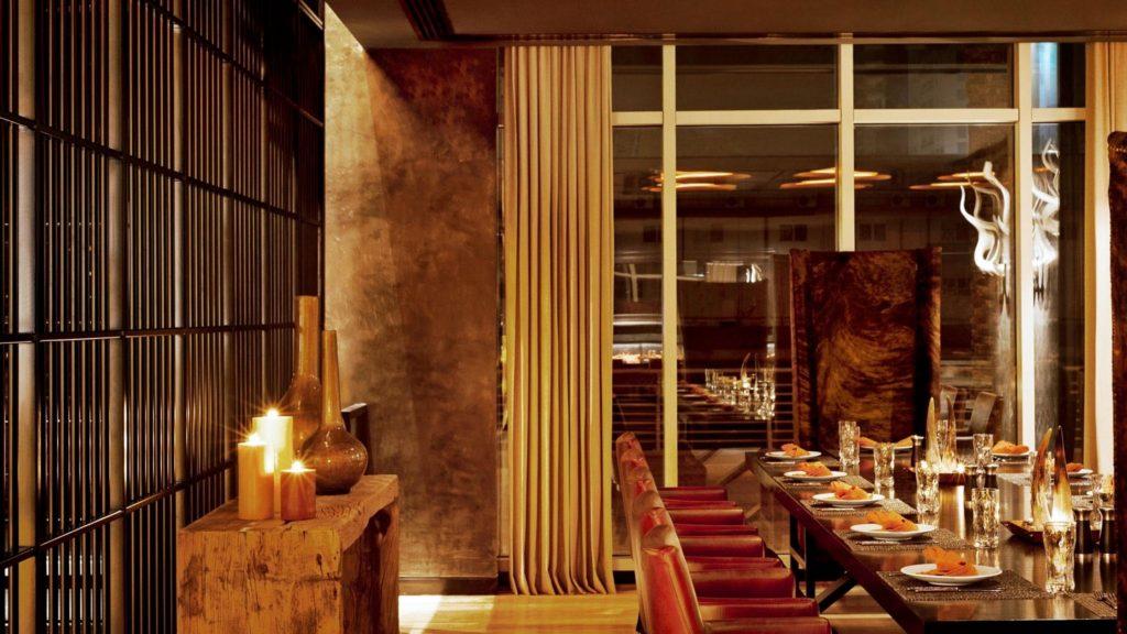 مطعم تورو تورو من افضل مطاعم مارينا دبي