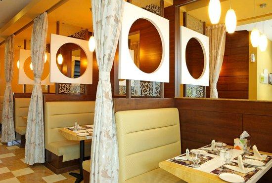 مطعم جازيبو من افضل مطاعم هندية في دبي