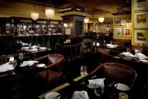 مطعم جي دبليوز ستيك هاوس