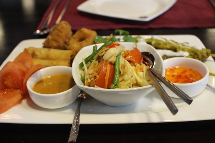 مطعم ذا رويال بوذا