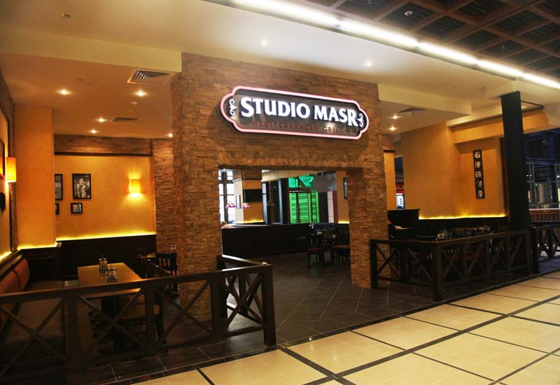مطعم ستوديو مصر من افضلمطاعم مصرية في دبي