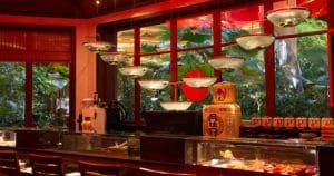 مطعم سوشي سوشي