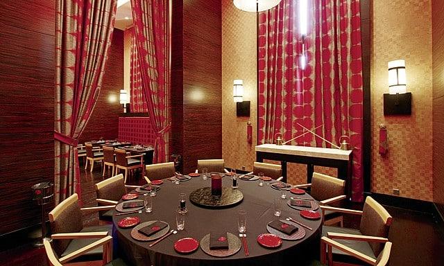 مطعم شنغهاي شيك