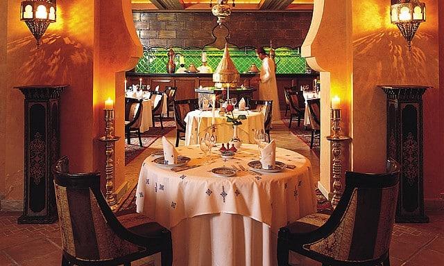 مطعم طاجين