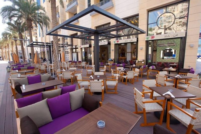 مطعم ليلى من ابرز مطاعم لبنانية في دبي