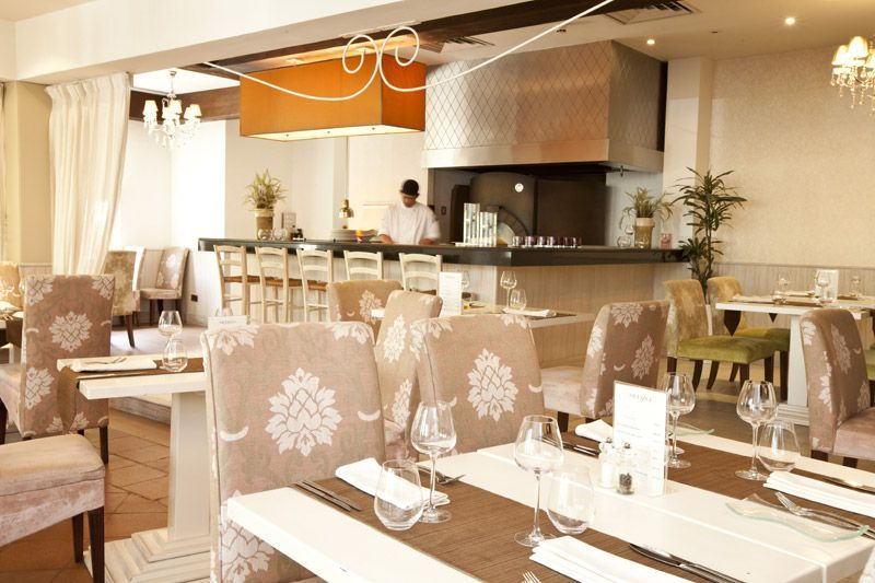 أفضل المطاعم الايطالية في دبي