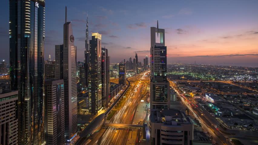 أفضل الفنادق في دبي شارع الشيخ زايد