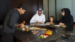 المطاعم العائلية في دبي