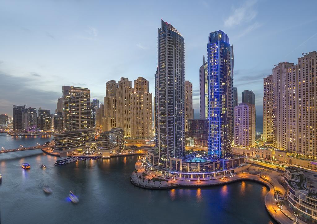 دبي مارينا من افضل الاماكن السياحية في دبي للعوائل