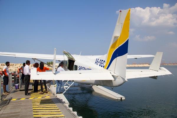 رحلات الطائرات البحرية في دبي