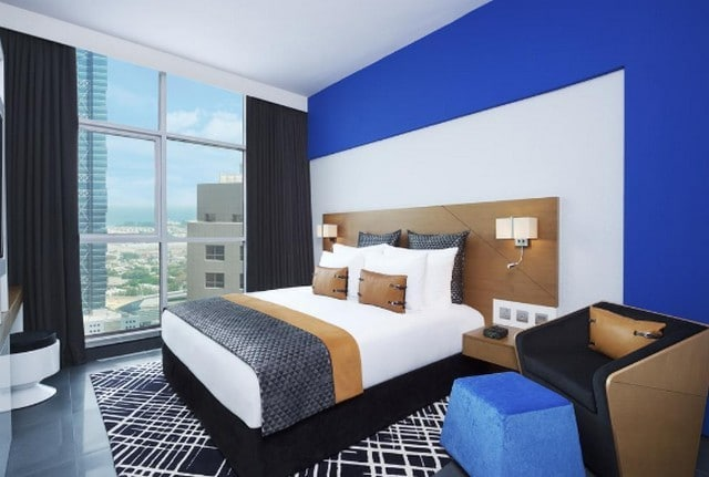 فنادق دبي البرشا الرائعة