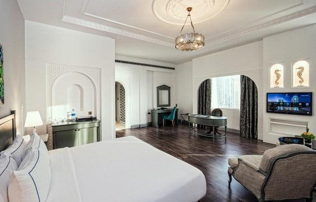 ارقى فنادق في جي بي ار دبي
