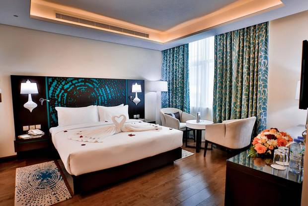 فنادق البرشاء دبي ٤ نجوم