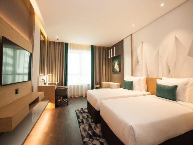 افخم فنادق دبي ٤ نجوم