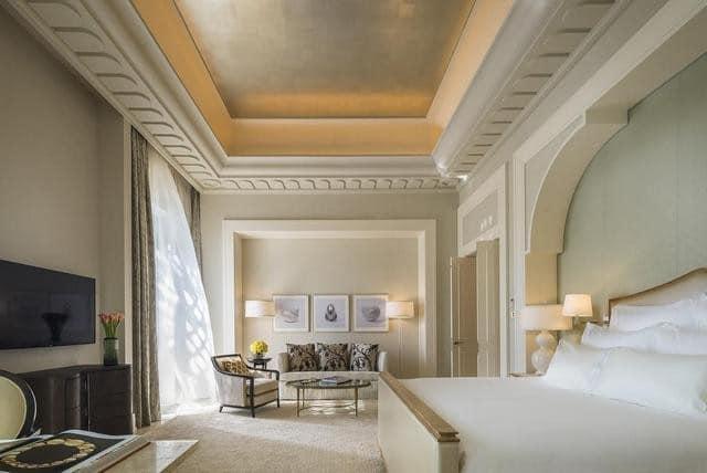 فندق فور سيزونز دبي