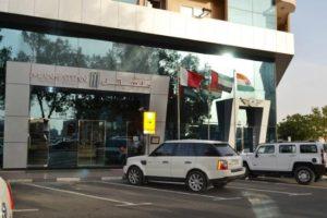 فندق مانهاتن في دبي