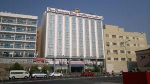 فندق نيو بينينسولا في دبي