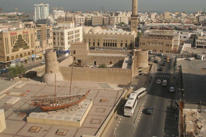 متحف دبي من اهم متاحف الامارات