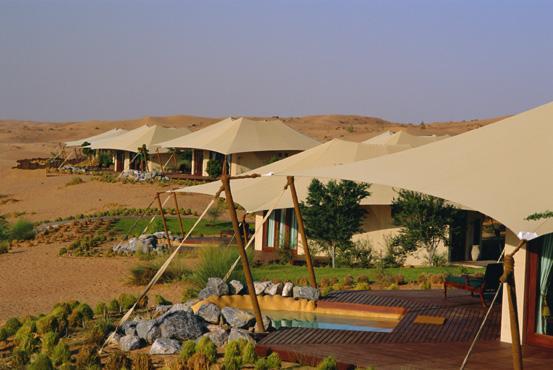 محمية دبي الصحراوية من افضل الاماكن السياحية في دبي