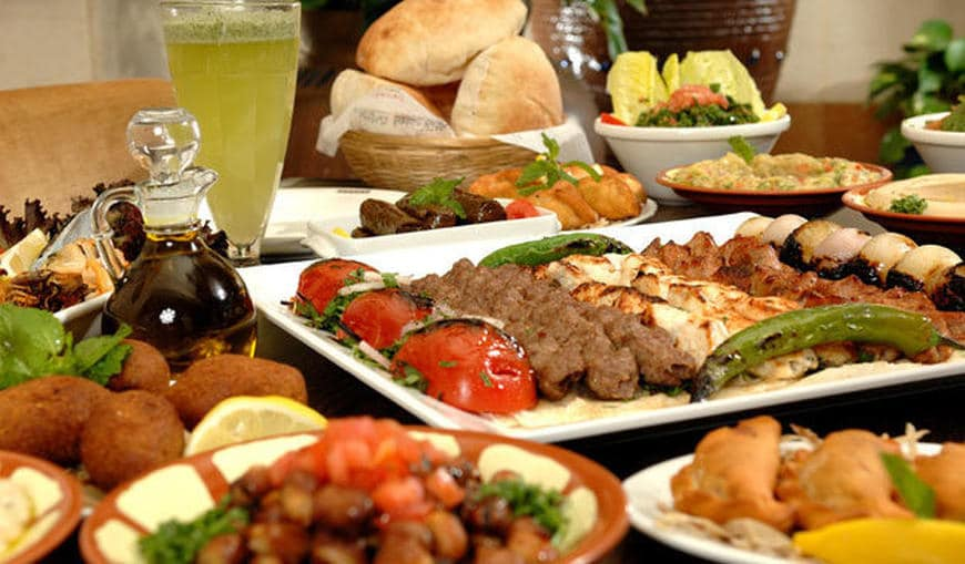 مطعم الصفدي للمأكولات اللبنانية