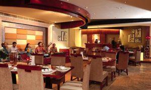 مطعم ذا بومباي