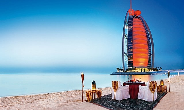 احلى مأكولات بحرية في دبي