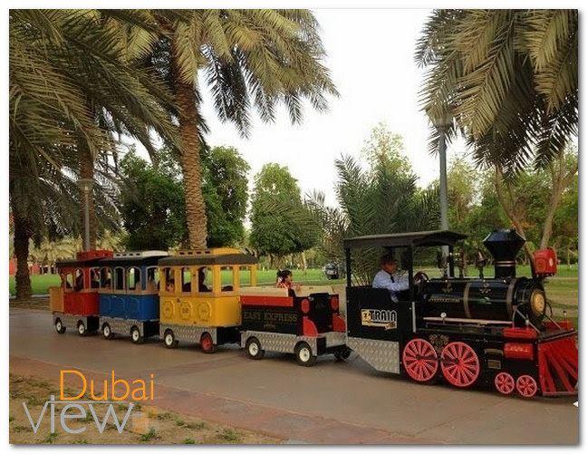 افضل الانشطة في حديقة الخور في دبي
