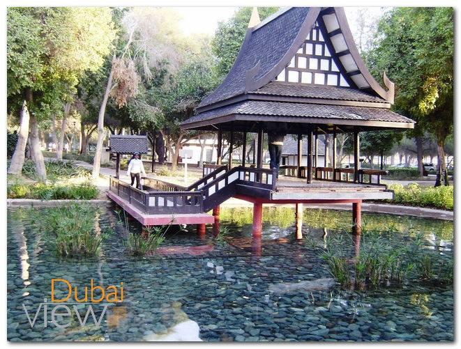 أوقات زيارة حديقة مشرف في دبي