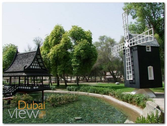 افضل 7 انشطة في حديقة مشرف دبي