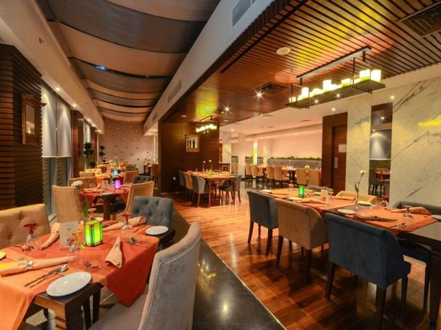مطعم رنجيلة دبي rangeela من اكثر مطاعم هندية في دبي شهره