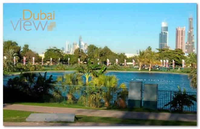 حديقة الصفا دبي