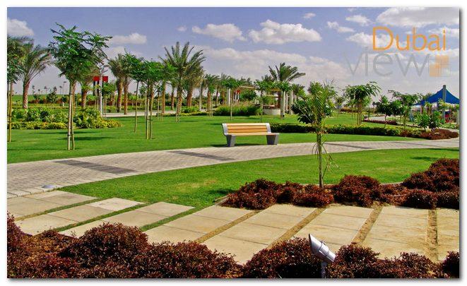 حديقة زعبيل الاجمل بين حدائق دبي