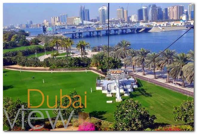 رسوم دخول حديقة زعبيل في دبي