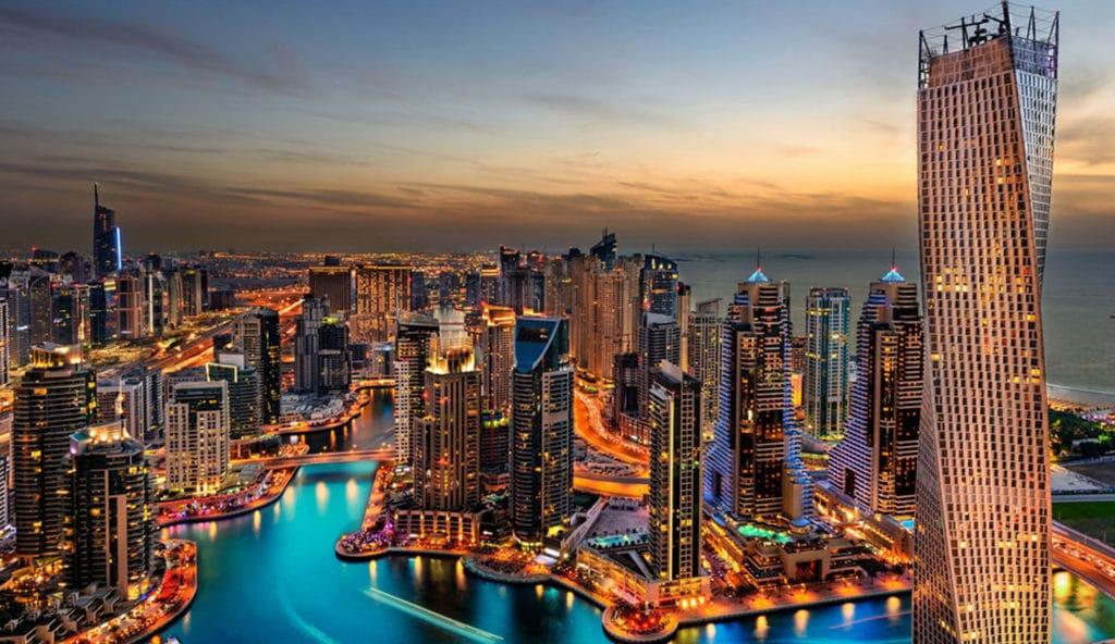 أماكن النزهات المميزة في دبي