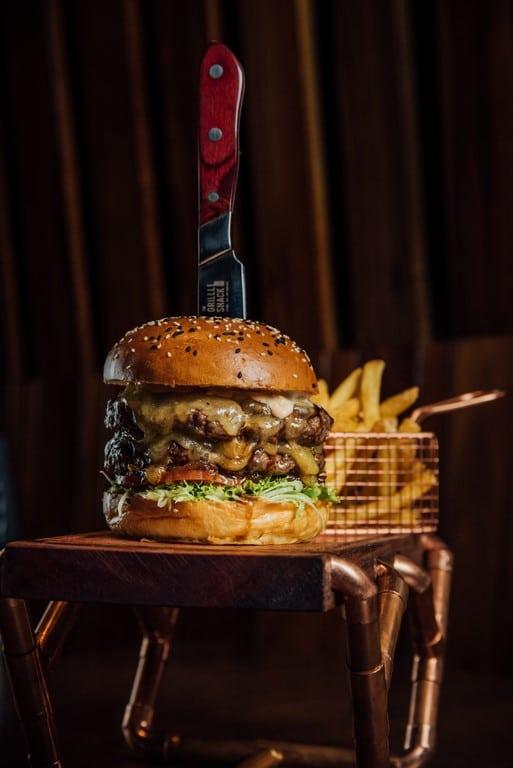 مطعم ذا جريل شاك 3