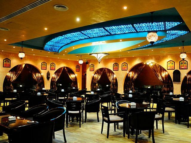 مطعم ليالينا المغربي