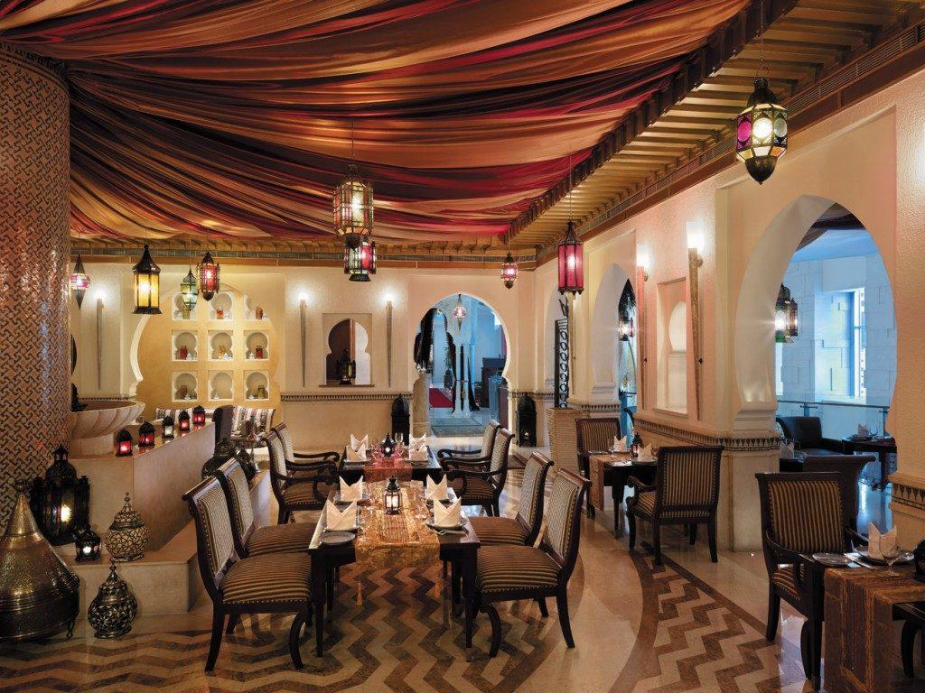 مطعم مراكش من افضل المطاعم المغربية في دبي