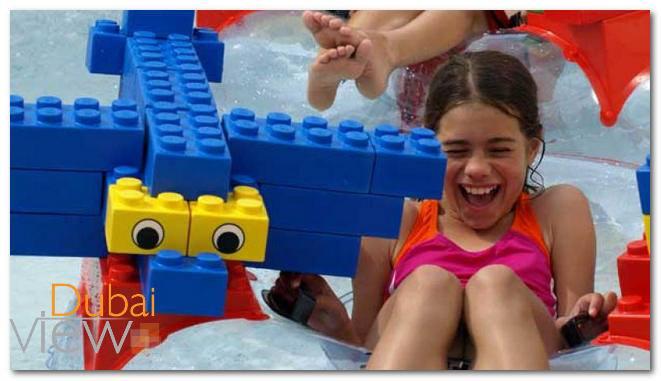 أهم الأنشطة التي يمكن القيام بها في حديقة ليغولاند المائية دبي