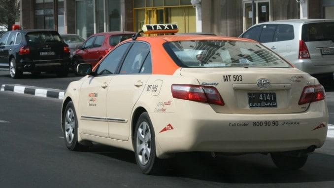 dubai taxi