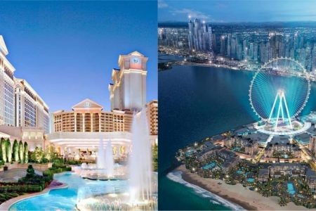 Caesars Palace Blue Waters Hotel Dubai