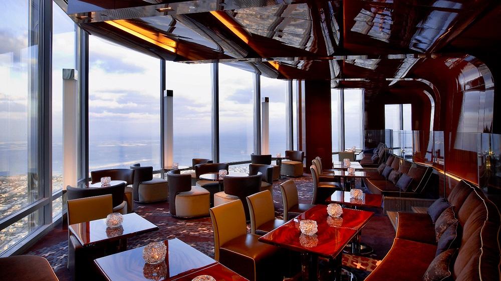 Dubai Atmosfer Restaurant