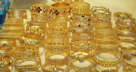 أسعار أطقم الذهب في الامارات